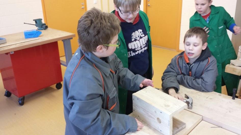 Lindude pesakastide valmistamine - 7
